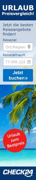 Check24 - Urlaub