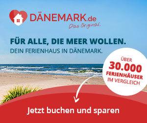 Dein nächster Urlaub in Dänemak