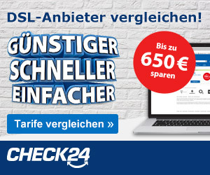Check24 DSL